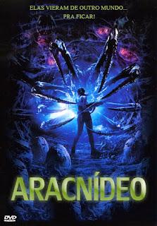 Aracnídeo - DVDRip Dublado