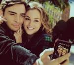 Cuando estoy a su lado, soy feliz.