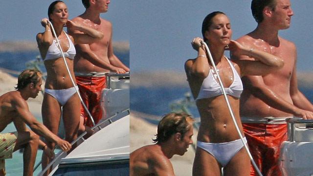 kate middleton ibiza bikini. kate middleton on holiday in
