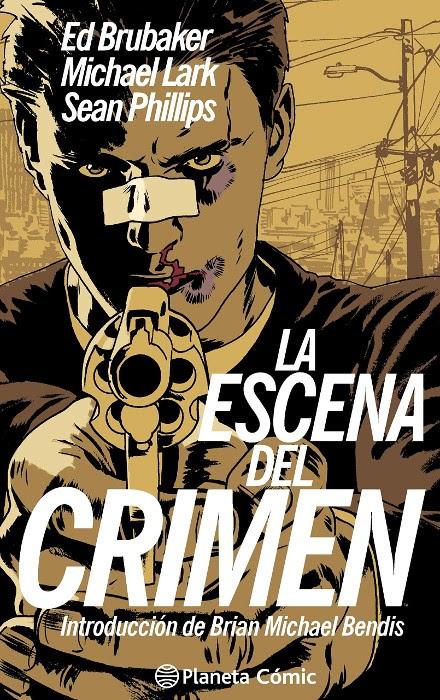 La escena del crimen - Ed Brubaker - Michael Lark
