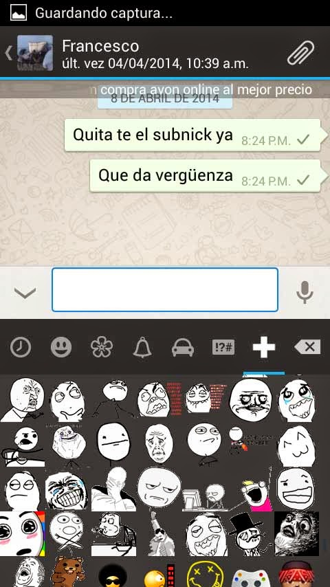 instalar emoticonos en whatsapp