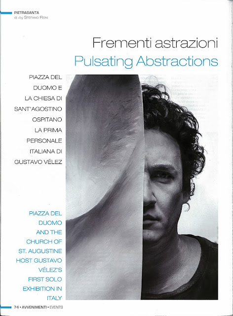 Revista ArteIn. Italia,  Octubre de 2013