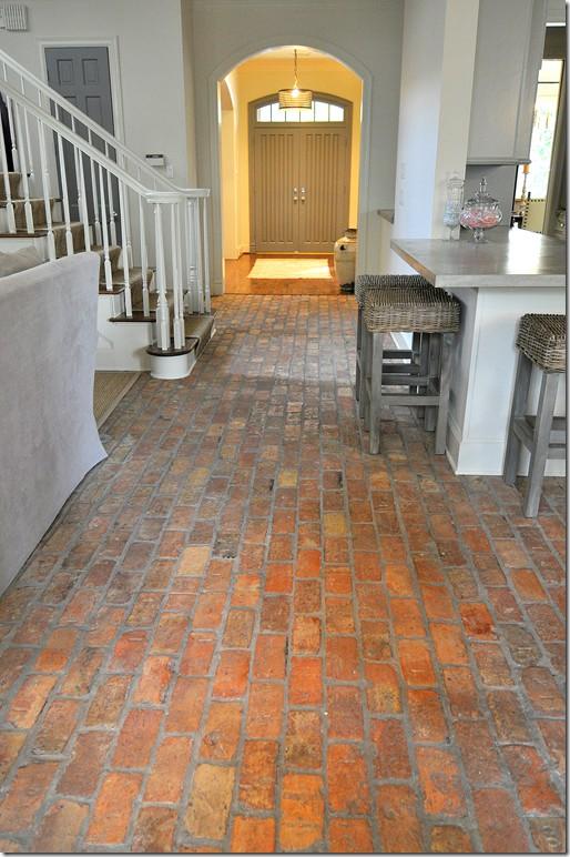 Brick Kitchen Floors8