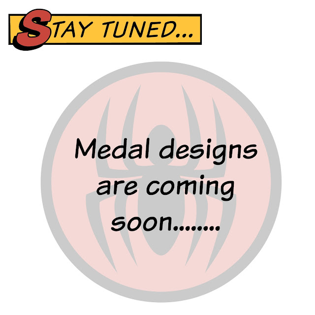 stay tuned medal coming soon