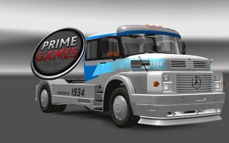 Primegames ets2 mod mercedes benz ls 1934 prime for Prime mercedes benz of westwood