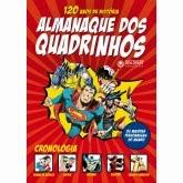 histórias em quadrinhos, quadrinhos nacionais, Franco de Rosa, Almanaque dos Quadrinhos, Dicovery Publicações, super-heróis, Maurício de Souza, Turma da Mônica, 120 anos de história