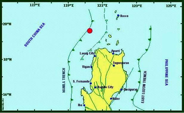 Ilocos Norte earthquake nov 2014