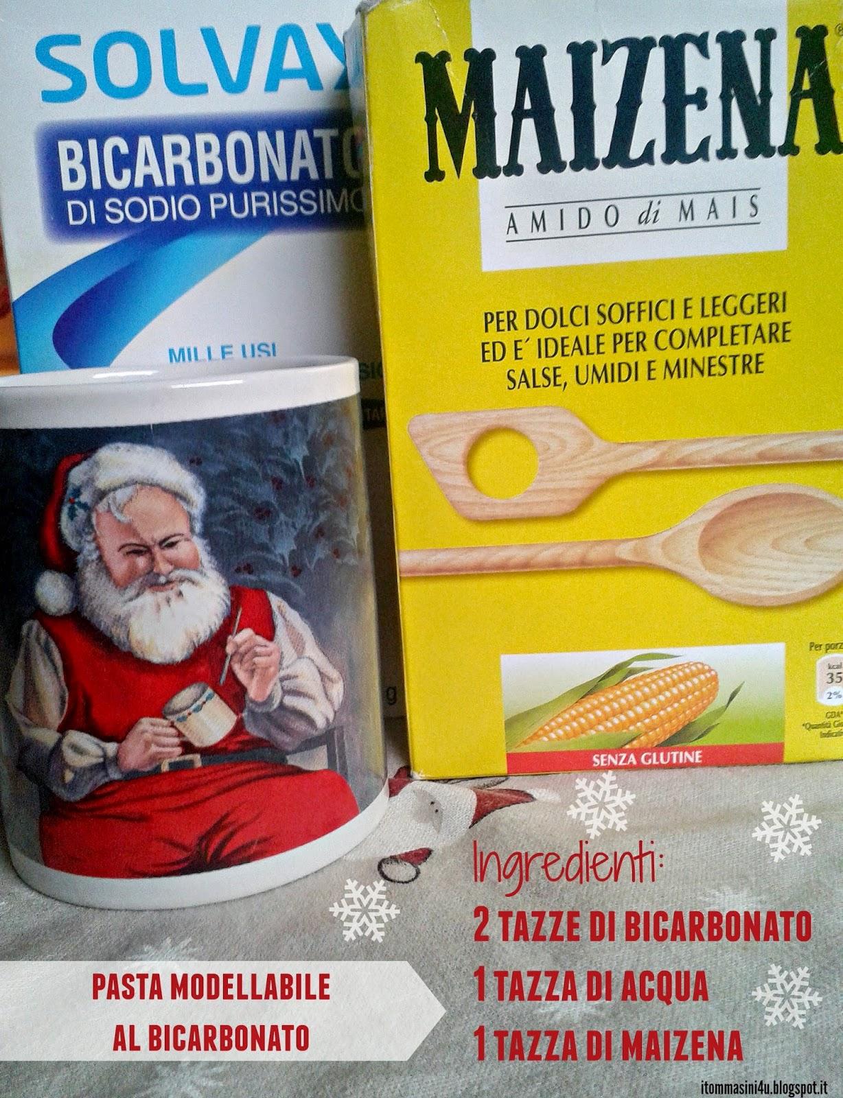 Bien connu Pasta modellabile al bicarbonato QH92