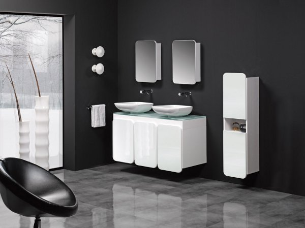 Modern bathroom vanities designs interior home design Luxury bathroom vanity design