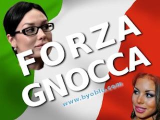 Berlusconi vuol cambiare nome al PDL: si chiamerà FORZA GNOCCA