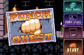 Punch Quest start game