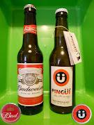 Cervezas de mayo. Este mes estoy de ahorro y solo me he comprado estas dos . (mayo)