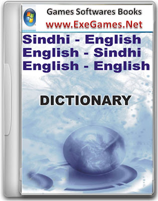 Sindhi to English Dictionary