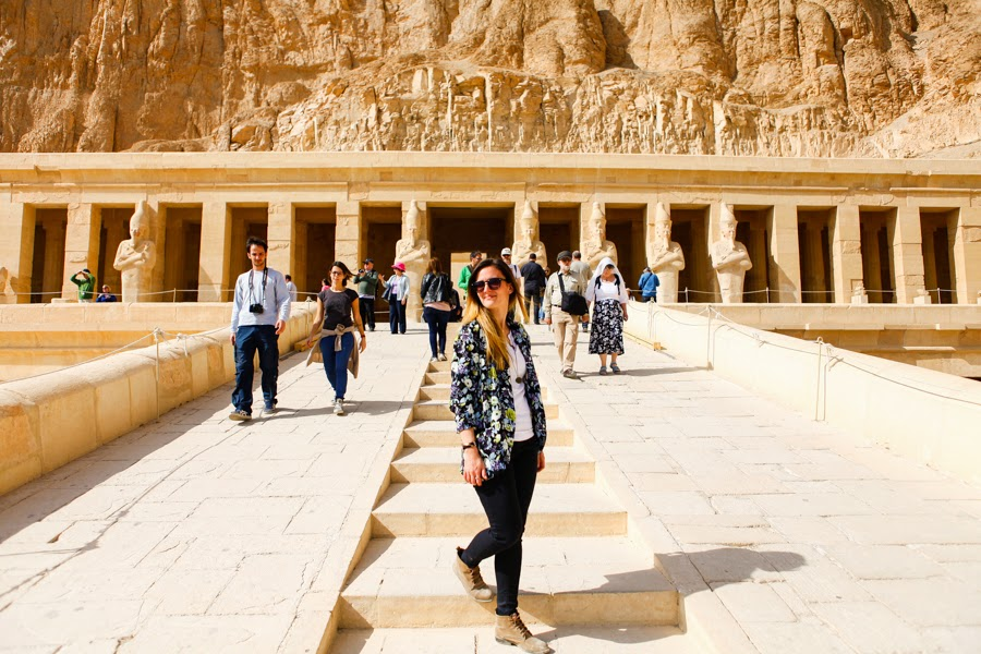 Levitate Style - Luxor, Egypt Outfit