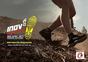 Inov8 Trail Run 2017 - 2 April 2017