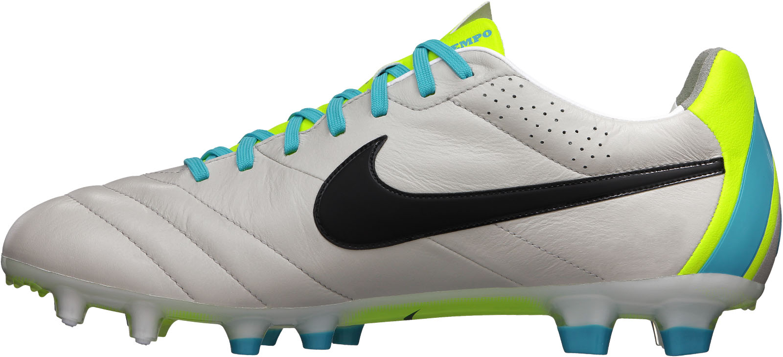 Nike Tiempo Legend IV Light Bone / Yellow