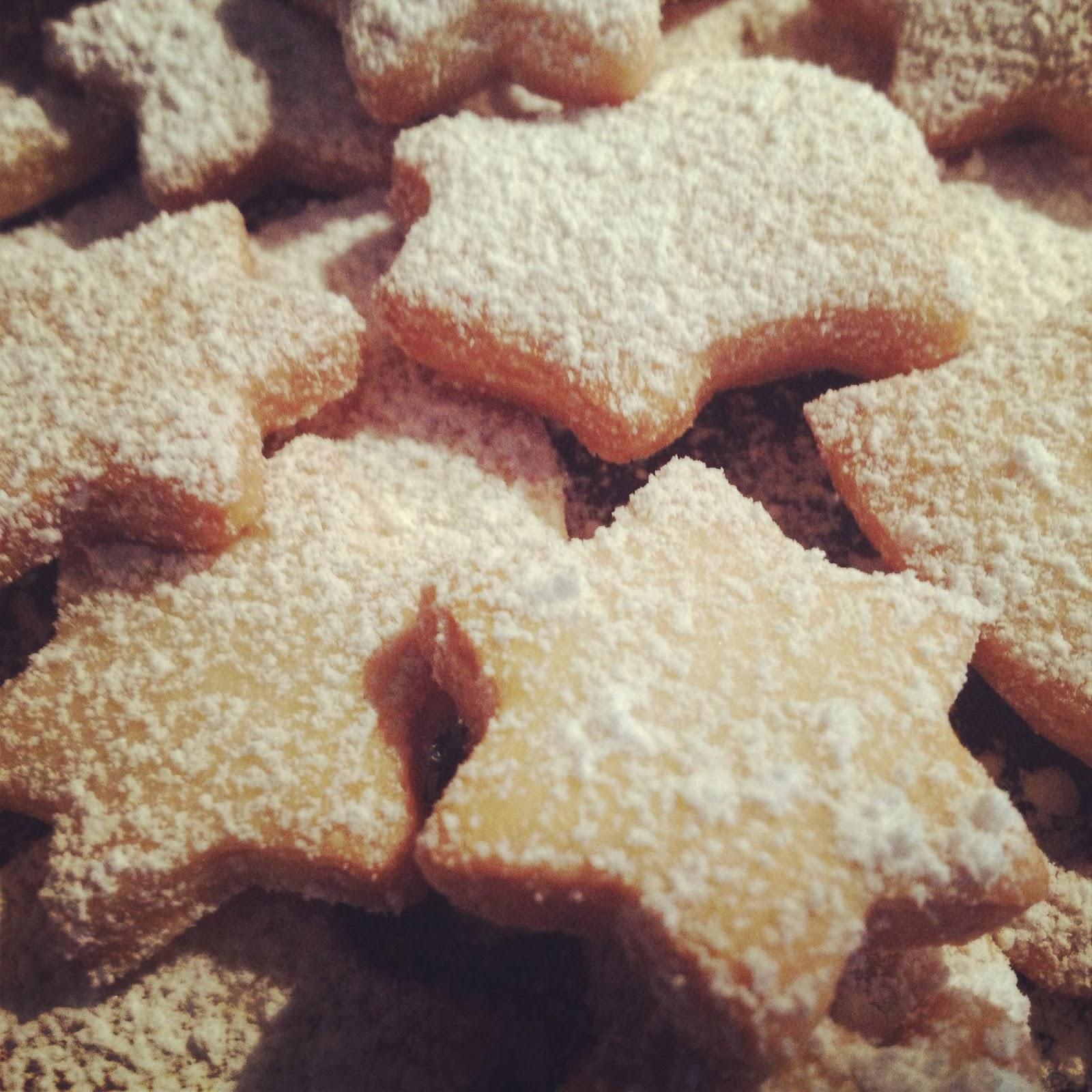 biscotti leggeri e friabili