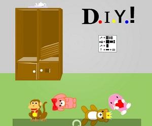 Gry escape the room diy escape for Diy escape room