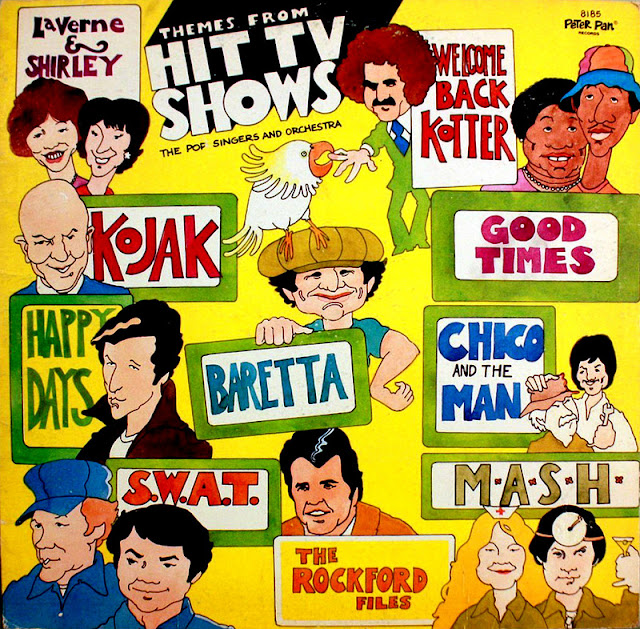 Retrospace Retrospace Mix Tape 24 1970s Tv Themes