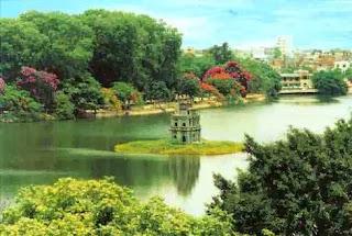 Wajah Wisata Hanoi Vietnam