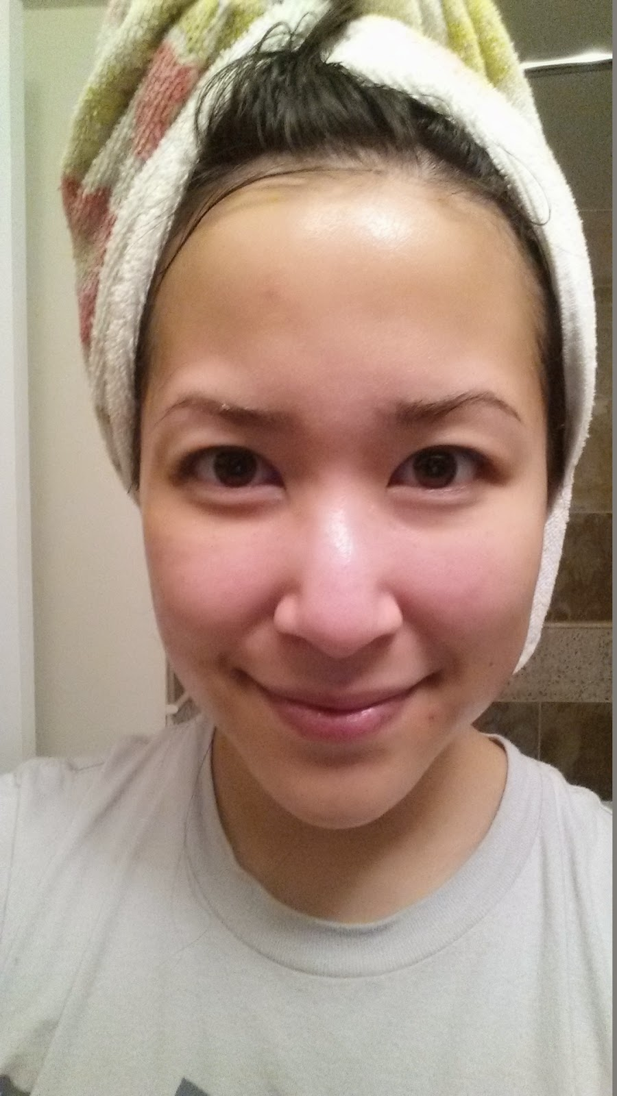 Just J: review of the Montagne Jeunesse manuka honey peel-off mask