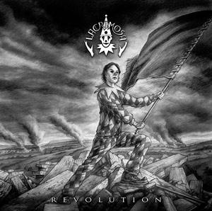 """Lacrimosa: revelada capa de novo álbum, """"Revolution"""""""