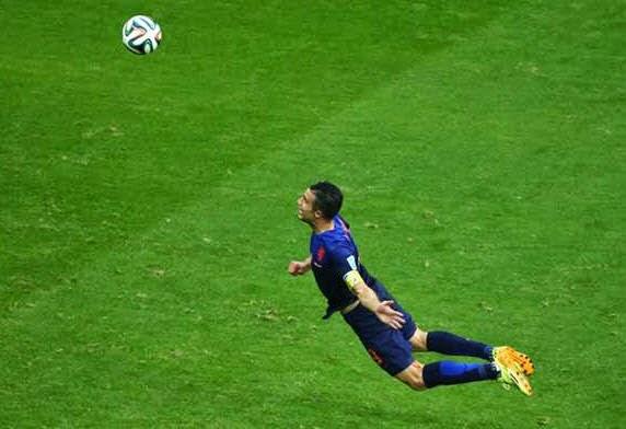 Gol terbaik di Piala Dunia 2014