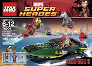 The first official images of this summer's LEGO Marvel and DC Universe Super .