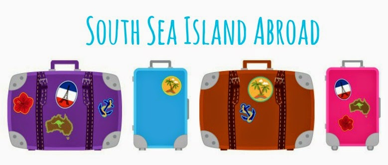 South Sea Island Abroad