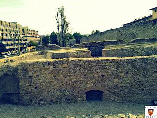 Visuale - terrazza - Bastione - Forche - Prato