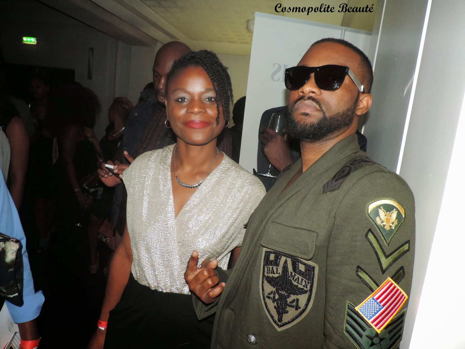 Black fashion week,Fally Ipupa