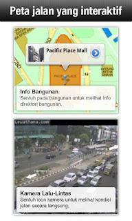 Indonesia Map - Aplikasi Peta Indonesia untuk Android