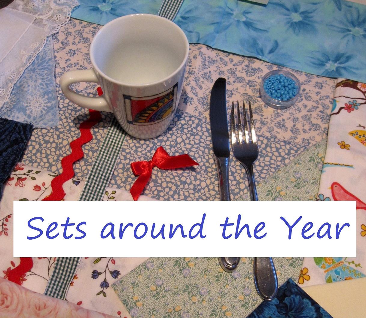 Link-Party Tischsets