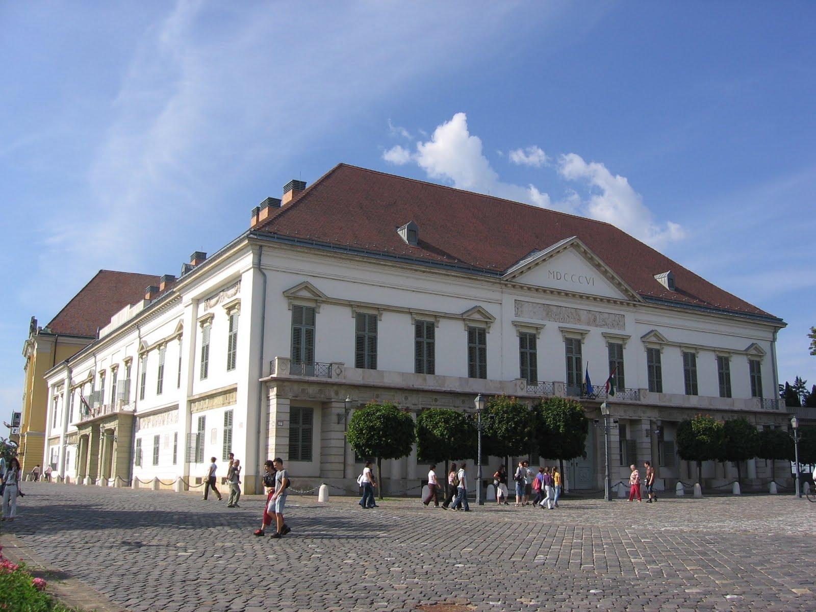 Budapest, Presidential Residence