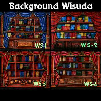 Background Photo Wisuda