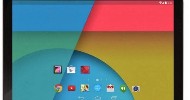 Asus Fabricara La Nexus 10 (2013 Edition) Con Android 4.4 Kitkat y Cámara De 8 MP