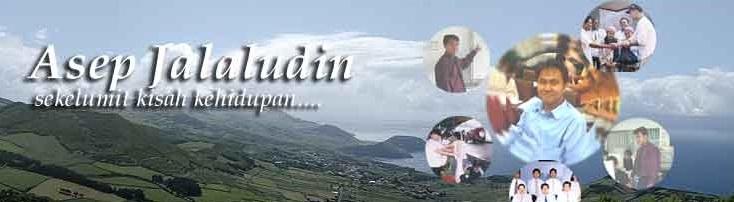 Asep Jalaludin Personal Site-Z