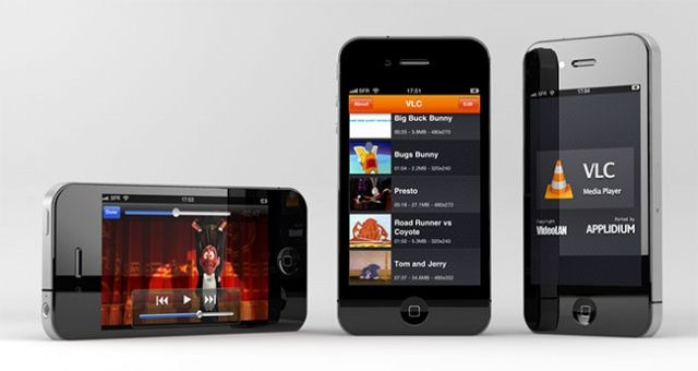 VLC for iPhone-VLC App