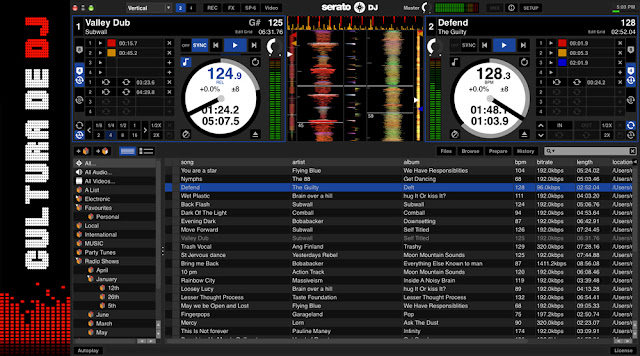 Software Serato Dj 1.2