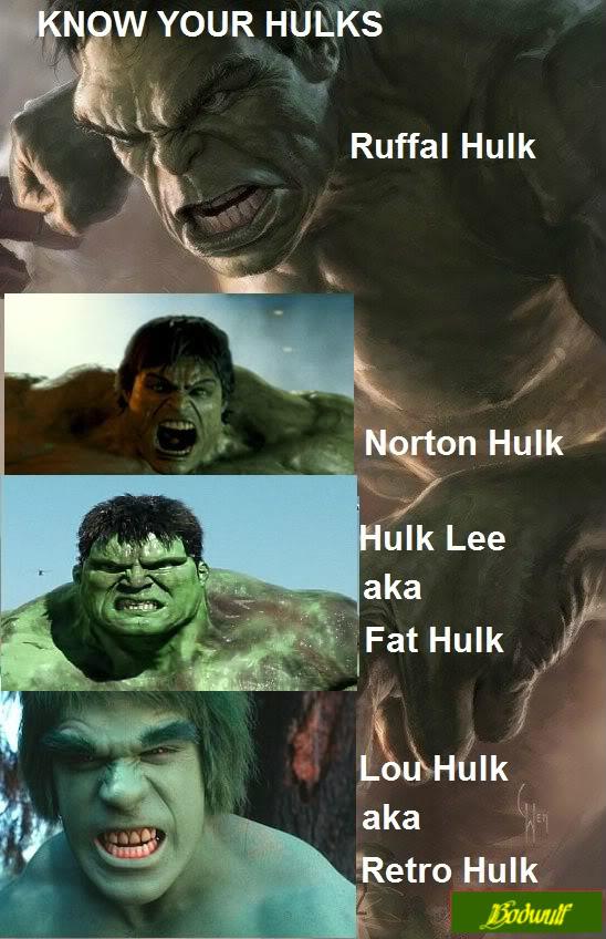 hulk eric bana: