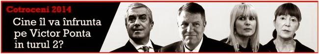 Alegerile prezidențiale din România sunt programate a avea loc în 2 noiembrie 2014