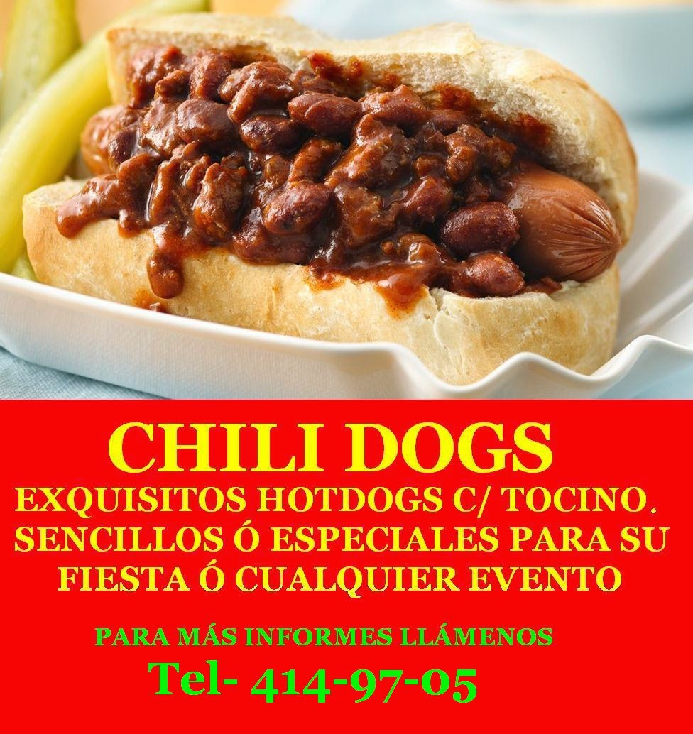 EXQUISITOS CHILIDOGS