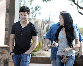 Taylor Lautner Girlfriend Sara Hicks 2012