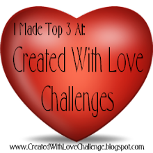 Created with Love Top 3