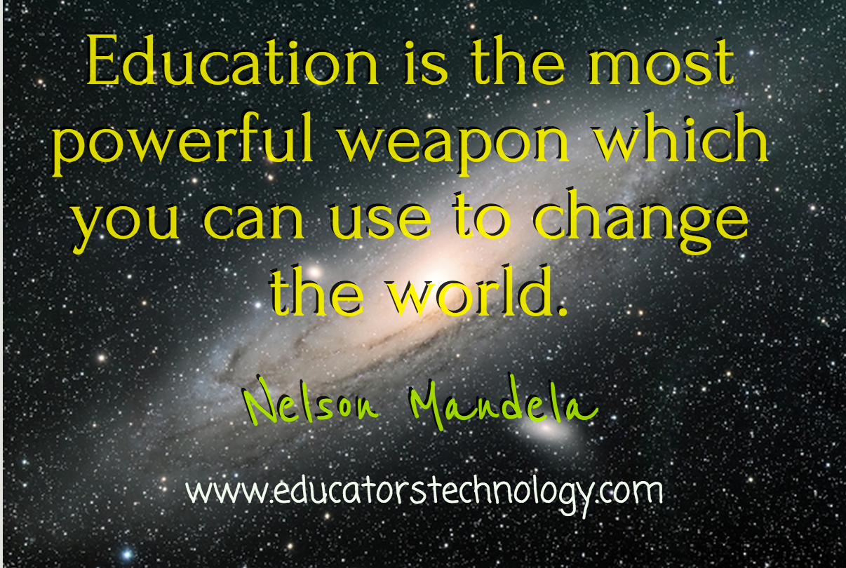 Modular Classroom Quotes ~ A good free web tool to create classroom posters