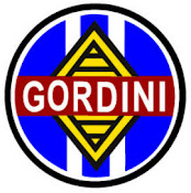 Sticker logo Gordini