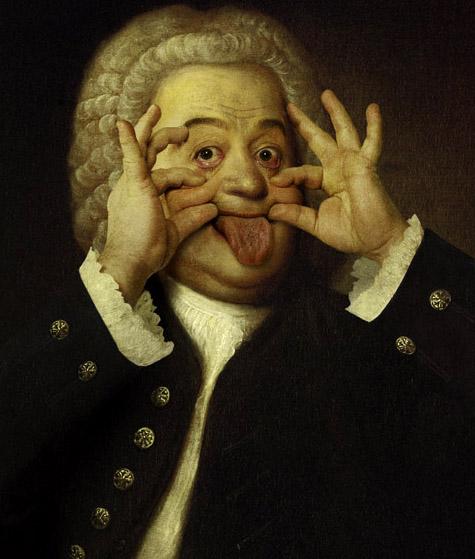 Bach?!