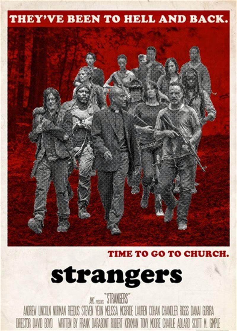 5x02 - ''Strangers''