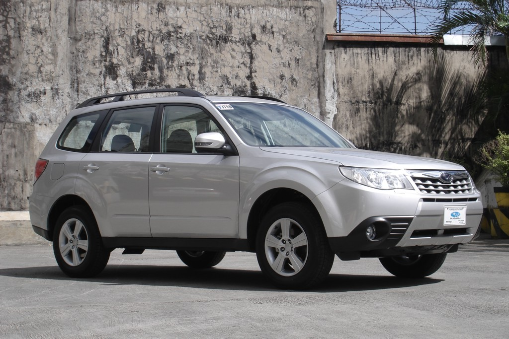 Review 2012 Subaru Forester 20 XS CarGuidePH Philippine Car News Reviews