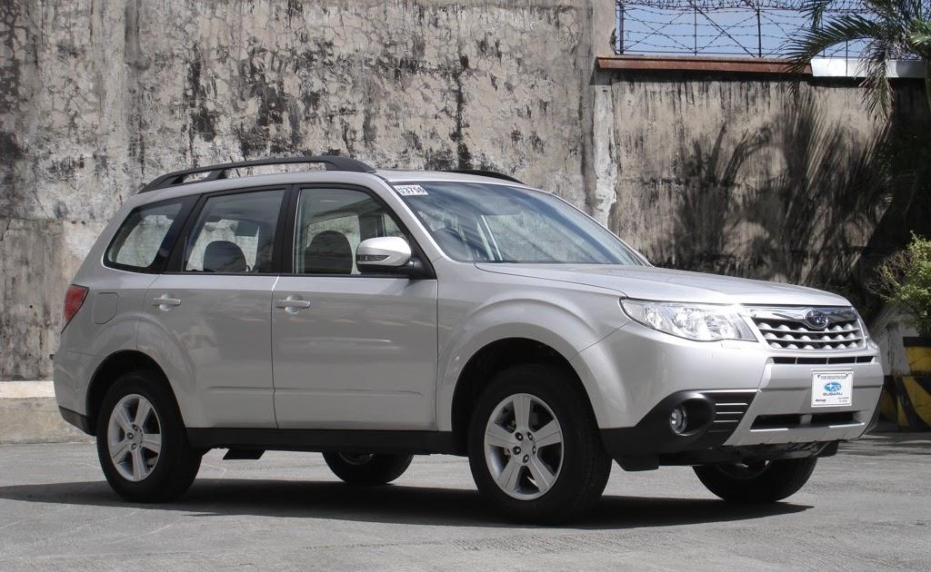 review 2012 subaru forester 2 0 xs carguide ph philippine car news car reviews car. Black Bedroom Furniture Sets. Home Design Ideas